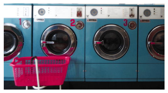Miracles at the Laundromat!